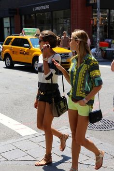 both of their outfits are CUTE!! What do ya think @Lauren Montgomery ?