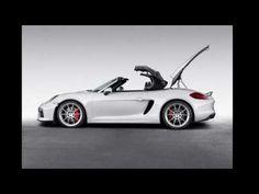 Keşke Benim de Olsa Diyeceğiniz Porsche Boxster Spyder 2016