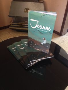 By June Meesters https://www.facebook.com/june.meesters  Joanne- a book about losing someone you hardly know