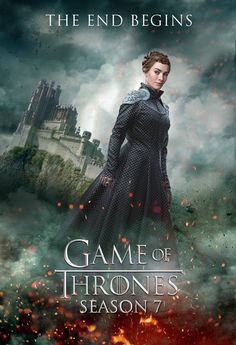 Game of Thrones, Season 7 - Don't want it to end!!!