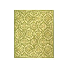 Chelsea Medallion Rug in Green from the Mix in Medallion event at Joss and Main