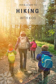 Your Guide to Hiking with Kids