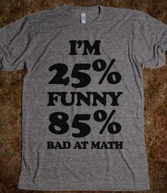 Funny/Math Ratio
