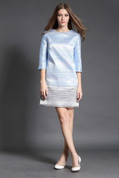 Elegance Show Slim Novetly Dress LAVELIQ