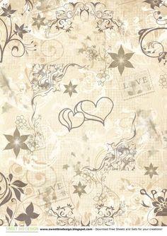 Set di Carte Sweet Timeless - Sweet Timeless  Paper Set