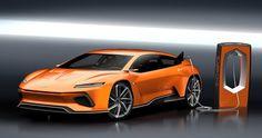 Italdesign GTZero: суперкар с полностью электрическим приводом