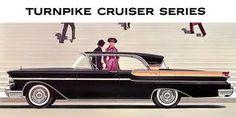 Mercury Turnpike Cruiser - late 1950's.