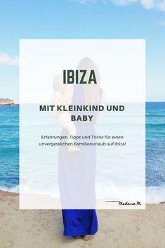 Ibiza ist als Partyinsel weltbekannt. Dass sich Ibiza auch wunderbar eignet, um dort als Familie Urlaub zu machen, weniger... Was wir so erlebt haben inklusive Tipps und Tricks gibts hier zu lesen! Things I Want, Hair Styles, Recipes, Diy, Travel, Places, Traveling With Children, Family Vacations, Travel Inspiration