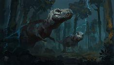 Dinosaur Kings by Raph04art.deviantart.com on @deviantART