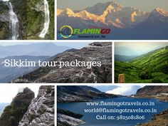 #Sikkimtourpackages help to make memorable holidays- Plan to trip in Sikkim which has nature beauty in india. Book Sikkim tour packages of flamingo travels and make your holidays memorable. It provides to visit many places such as tiger hill, bhim nala waterfall, nathula pass, tenzing rock, tsongmo lake, tea estates etc. For details:http://goo.gl/UF8c6H