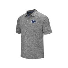 Men's Campus Heritage Penn State Nittany Lions Slubbed Polo, Size: Medium, Blue Other