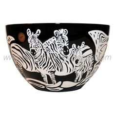 Zebra Bowl 4200€ Whiskey Decanter, Luxury Candles, Budapest, Decorative Bowls, Candle Holders, Crystals, Unique, Gifts, Art