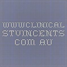 wwwclinical.stvincents.com.au
