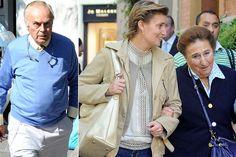 El marido de la infanta Margarita, Carlos Zurita, celebró con su mujer y sus hijos su 70 cumpleaños acudiendo a un conocido restaurante de la capital.