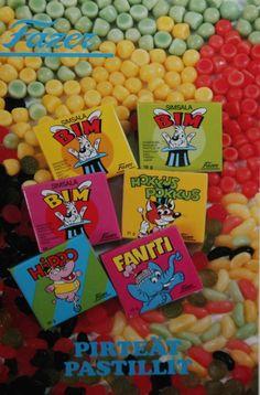 Bim Retro Candy, Good Old Times, Heart For Kids, My Childhood Memories, 90s Kids, Toy Boxes, Retro Vintage, Nostalgia, 1980s