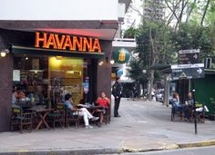 Havanna Cafe, Mar Del Plata, BS. AS., ARS (Best Aflajores, Dulce De Leche you will ever find).