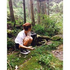 【wasshi7】さんのInstagramをピンしています。 《休日はゆっくり過ごすのも わるくない  #山 #散歩道 #さんぽ #トトロ  Ogni tanto, passare le giornate di riposo lontano dalla citta', fa bene  #montagna #passeggiata #tokyo #giappone  #forest #beautiful #totoro #nature #green #relaxingday #time #dream #me #thanks #森 #高尾山 #休日 #リラックスできた #みどり #すき #最高 #もののけ姫 #っぽい》