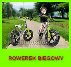 21a)ROWEREK BIEGOWY 2WAY KinderKraft