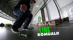 Romuald Link qualifié 8/13 du Wallplay Contest 2013 concours vidéo de skateboard by PLAY Skateshop France