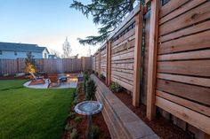 Garden Makeover, Modern Garden Design, Backyard, Patio, Oregon, Pergola, Tours, Fire, Landscape