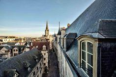 Lapislazzuli Blu: A #Rouen un #museo per #Giovanna D'#Arco  Non solo...