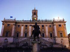 Campidoglio, Roma.