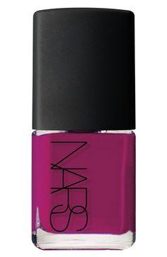 NARS nail polish http://rstyle.me/n/fi6h4nyg6