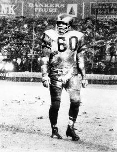 Image Gallery of Chuck Bednarik | NFL Past Players
