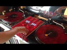 DJ 2枚使い基礎練習