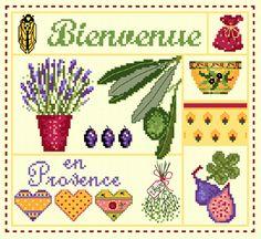 """""""Bienvenue en Provence"""""""