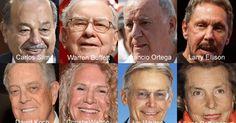 osCurve Brasil : Quem são as 62 pessoas cuja riqueza equivale à de ...