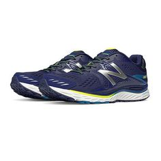 New balance #m880v6 mens blue cushioned running sports shoes #trainers #pumps,  View more on the LINK: http://www.zeppy.io/product/gb/2/291957231525/