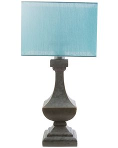 Spotted this 31in Davis Table Lamp on Rue La La. Shop (quickly!).