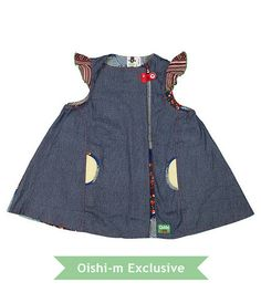 Oishi-m: El-Nina Dress - Winter 2014