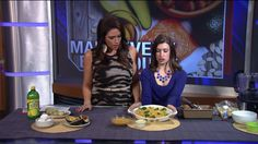"CLEVELAND, Oh -- Making small changes in your diet can add up to big results in your health according to Akron Children's Hospital dietician Lindsay Bailey.  Lindsay shared three recipes with Fox 8's Kristi Capel that she says are so full of flavor, you won't even notice what's missing.  Banana ""Nice Cream"""