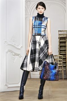 Christian Dior Pre-Fall 2014 - Runway Photos - Fashion Week - Runway, Fashion Shows and Collections - Vogue