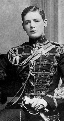 Insanely Cool Historical Photos Winston Churchill at in the uniform of the Fourth Queen's Own Hussars.Winston Churchill at in the uniform of the Fourth Queen's Own Hussars. Rare Historical Photos, Rare Photos, Vintage Photographs, Old Photos, Iconic Photos, Historical Clothing, Winston Churchill, Joe Masseria, Napoleon