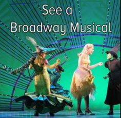 """One short day in the Emerald City!"""