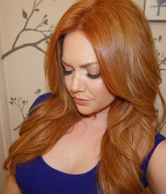 8 Is Great: 8 Tips to Maintaining Strawberry Blonde Hair | GirlGetGlamorous.com