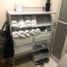 Minimalist Home Decor, Shoe Rack, Diy And Crafts, Bathroom, Storage, Interior, Closet, House, Toilet Room