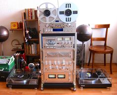 Pioneer spec 1spec 2 rack system