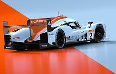Des designs de Porsche 919 Hybrid du plus bel effet…   Endurance info