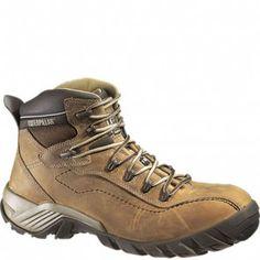 89962 Caterpillar Men's Nitrogen Safety Boots - Dark Beige