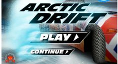 You think you are DK (Drift King). OK, now it is time to prove it. Use the drift to build up boost and speed ahead of your opponent in this arctic race.