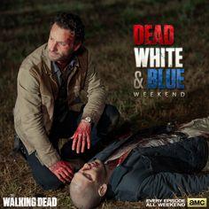 "DEAD, WHITE & BLUE - TWD Weekend Marathon - Season 2, Episode 12 ""Better Angels"""