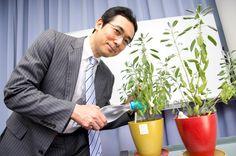 Mr.Sasaki  https://www.facebook.com/herbsdiary