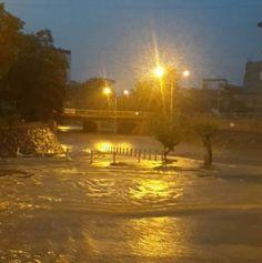 Φονική καταιγίδα στα Σκόπια με 15 νεκρούς – Έρχεται Ελλάδα η κακοκαιρία!