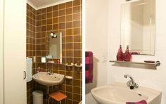 Tips Badkamer Schilderen : Beste afbeeldingen van tegels in de badkamer in flush