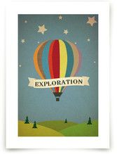 Exploration Destination Art Prints