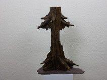 Holzskulptur Feenbaum